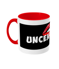 Uncensored Mug - Red