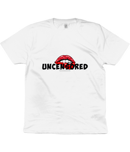 Uncensored T Shirt - White