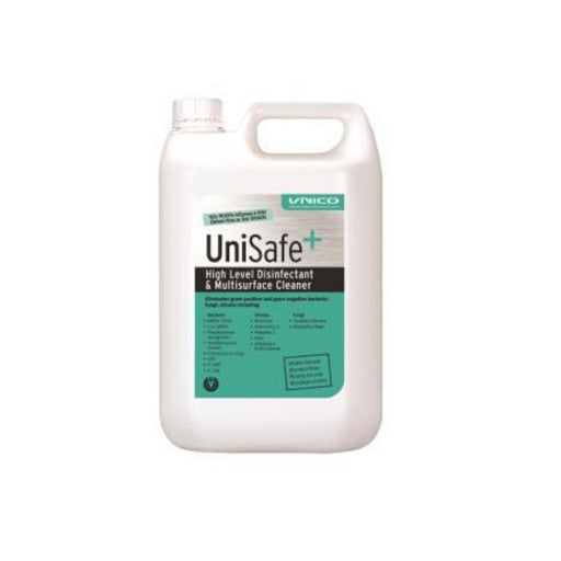 Unico Unisafe+ Disinfectant & Multi-purpose Cleaner - 5 Litre