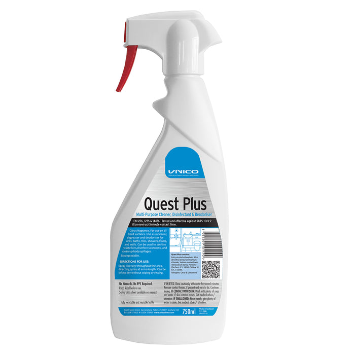 Quest Plus Trigger Spray 750ml