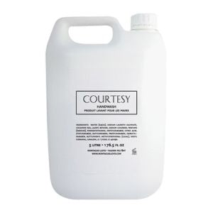 Courtesy Hand Wash 5L