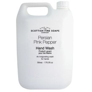 Persian Pink Pepper Hand Wash 5L