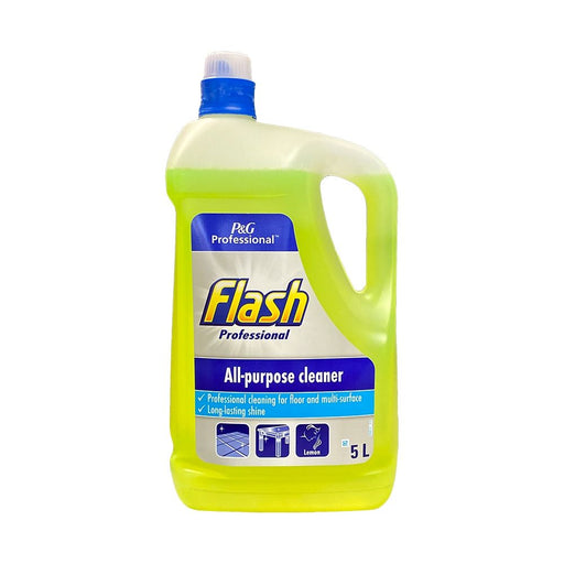 Flash All Purpose Cleaner Lemon - 5 Litre