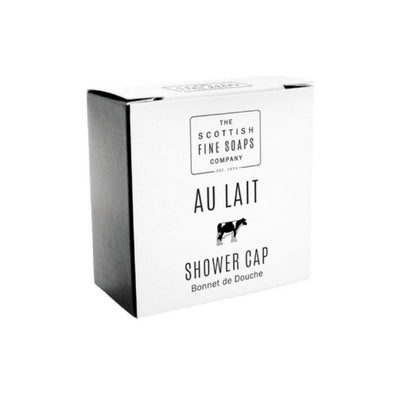 Au Lait Shower Cap