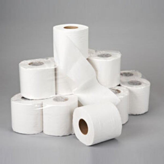 White 2ply Toilet Roll - 36 rolls