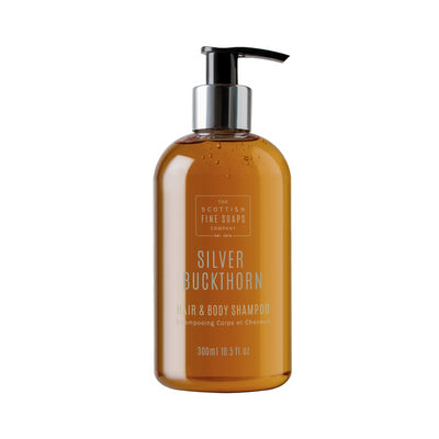 Silver Buckthorn Hair and Body Shampoo 300ml