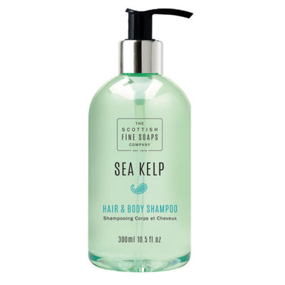 Sea Kelp Hair & Body Shampoo 300ml