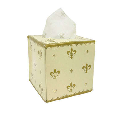 Katrin Facial Tissue Cube Box