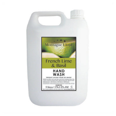 French Lime & Basil Hand Wash 5L