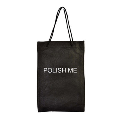 """Polish Me"" Drawstring Bag"