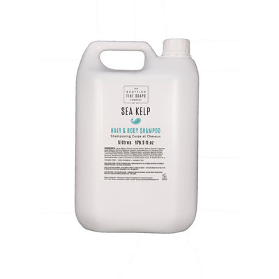 Sea Kelp Hair & Body Shampoo 5L