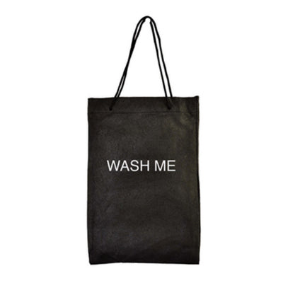 """Wash Me' Drawstring Bag"