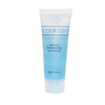 Courtesy Bath & Shower Gel 30ml