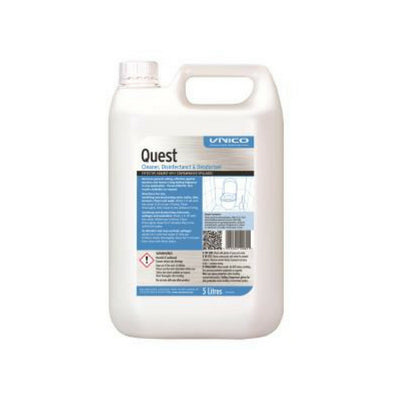 Unico Quest Multi-purpose Cleaner - 5 Litre