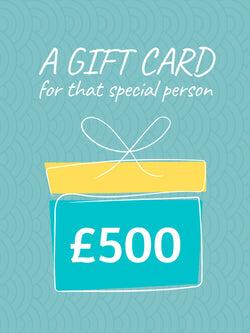 £500 Gift Card (+15% extra value)