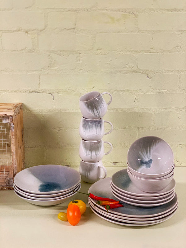 Mariana Dinner Set (4 people - 12, 16 & 20 piece settings)