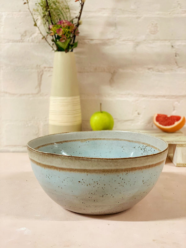Mint Large Serving Bowl