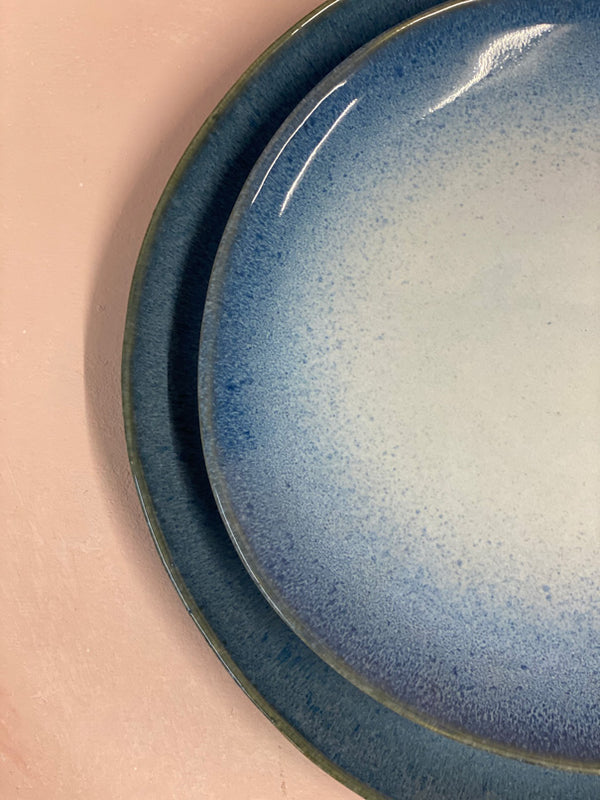 Aelia Dark Blue Side Plate