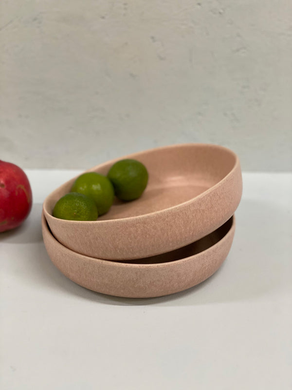 Emilija Medium Serving Bowl (Pink, Grey, Black, Sand)