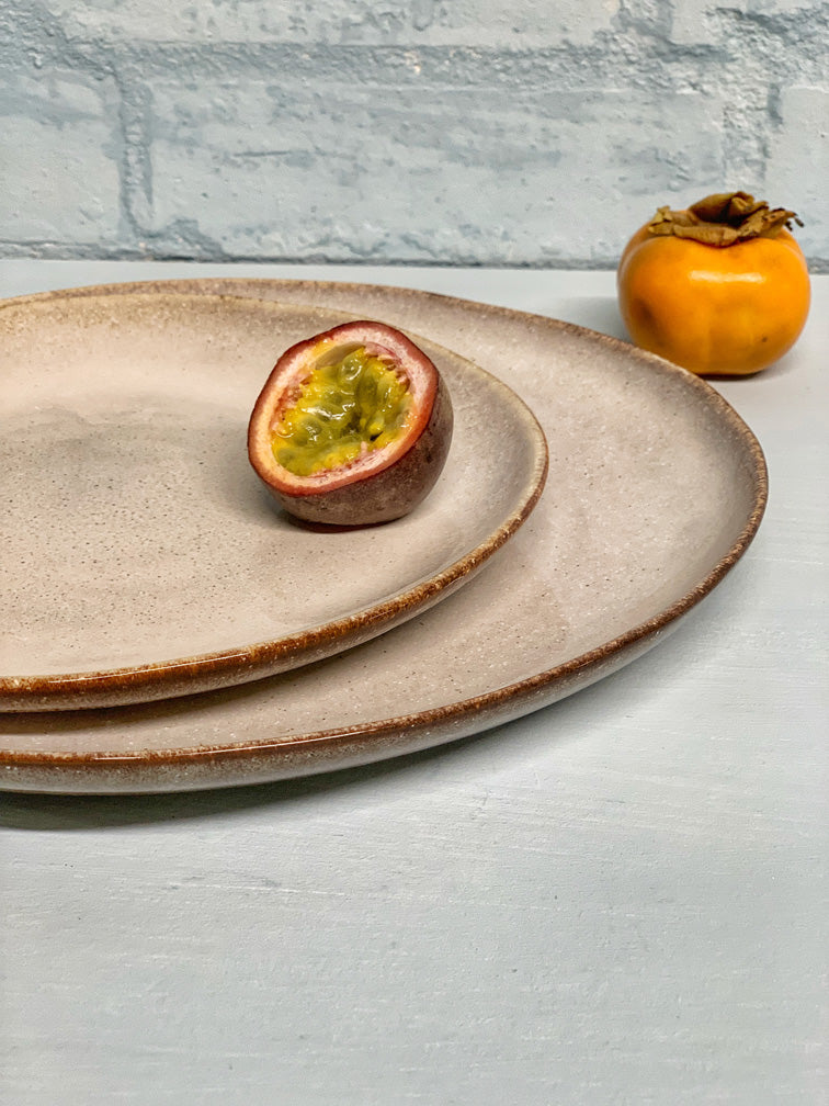 Aline Side Plate (Smooth)