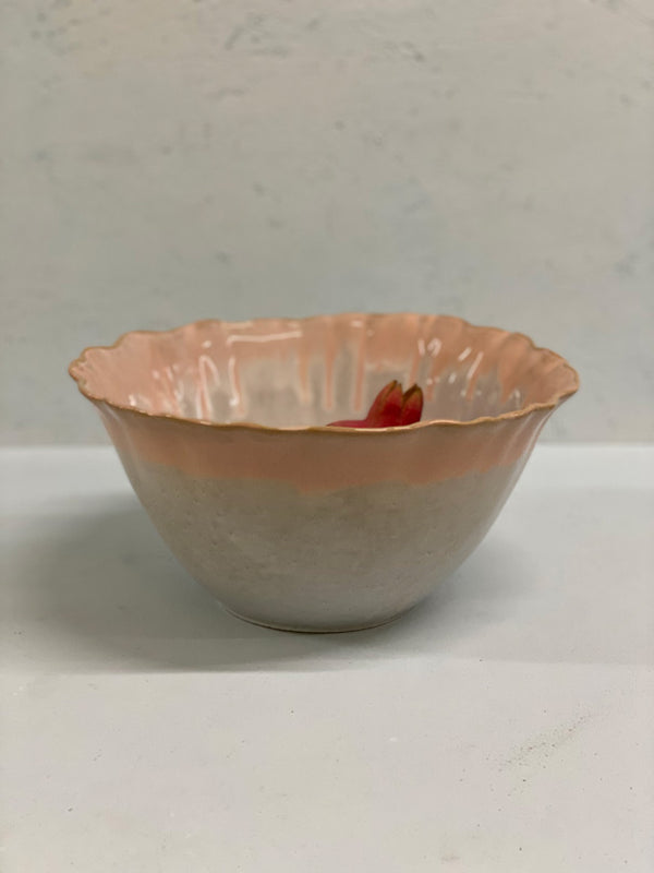 Anna (Seashell shape) Large Serving Bowl