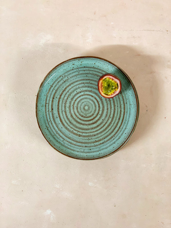 Renata Side Plate (Circles)