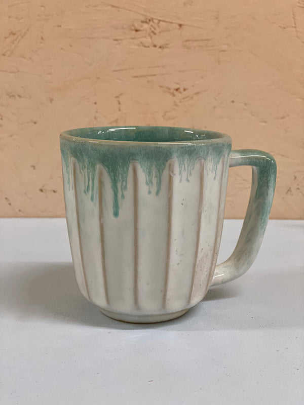 Aelia Large Mug (Bright Green)