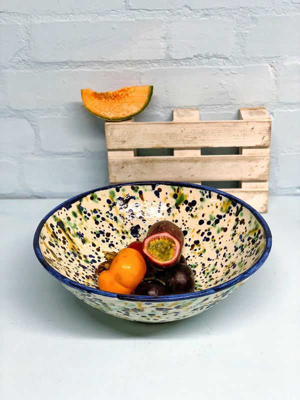 Freeform Extra Large Serving Bowl