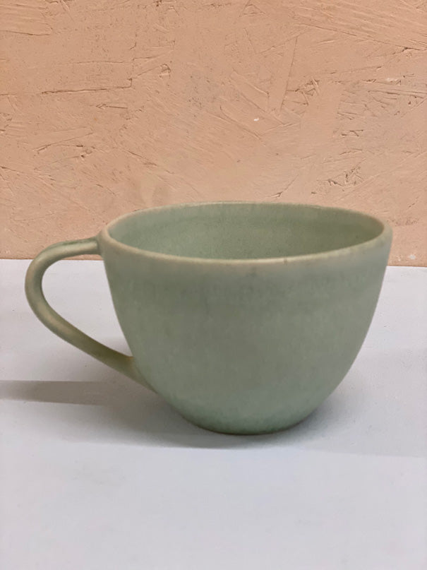 Emilija Large Mug (Light Green)