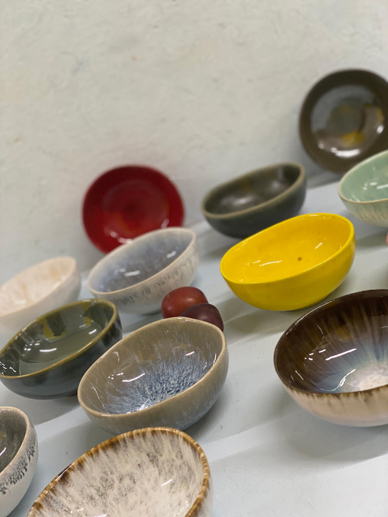 Gift idea! Ring bowls (Various colours)