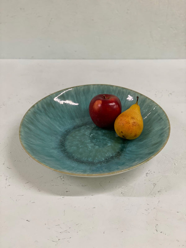 Aelia Extra Large Serving Bowl (Teal)
