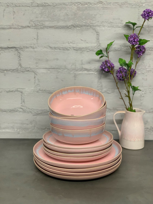 Lía Dinner Set (6 People, 18 pieces)