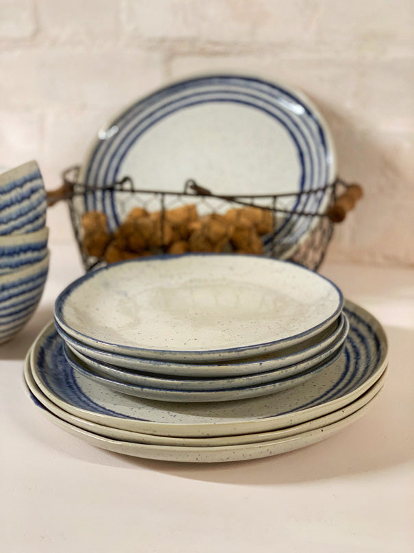 Carolina Dinner Set (4 or 6 people - 12 & 18 piece settings)