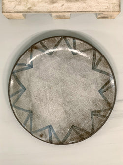 Sparta Artisan Plate (single piece)