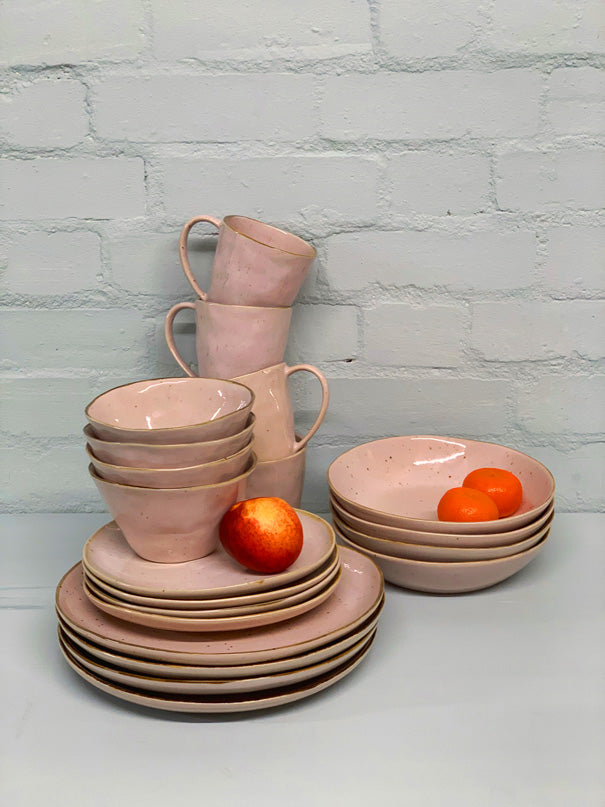Beatriz (Chic Pink) Pasta Bowl