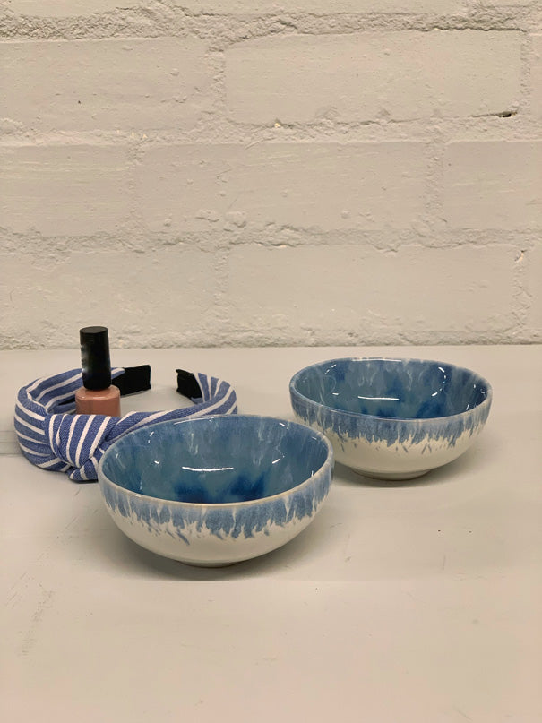 Maria Ring Bowl (Blue)