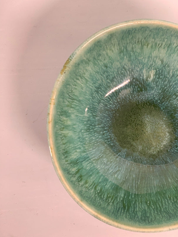 Maria Ring Bowl (Green)