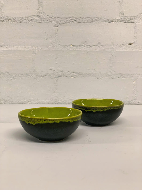 Clara Ring Bowl (Bright Green)