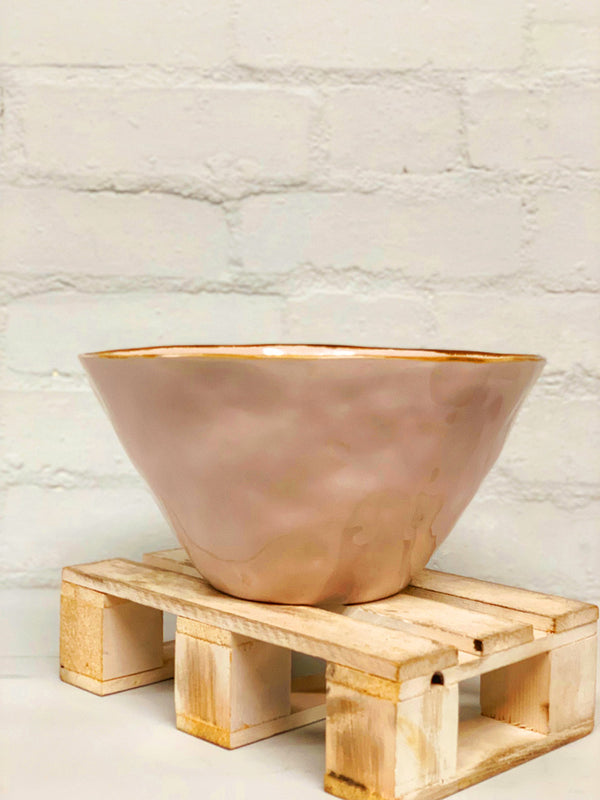 Beatriz (Chic Pink) Large Serving Bowl