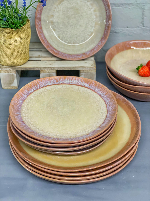 Paulina Dinner Set (4 or 6 people - 12 & 18 piece settings)