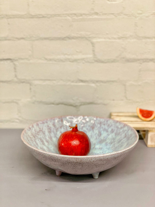 Marina Extra Large Serving Bowl (Light Blue)