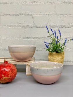 Lilac Cereal Bowl (1 pair in stock)