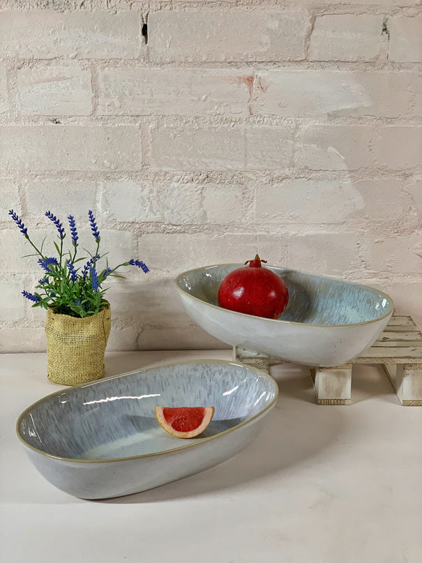 Madalena Deep Large Serving Platter