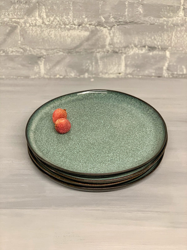 Gaia Raised Rim Dinner Plate
