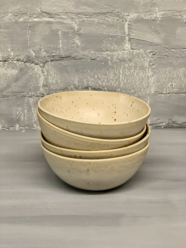 Roberta Cereal Bowl (natural rim)