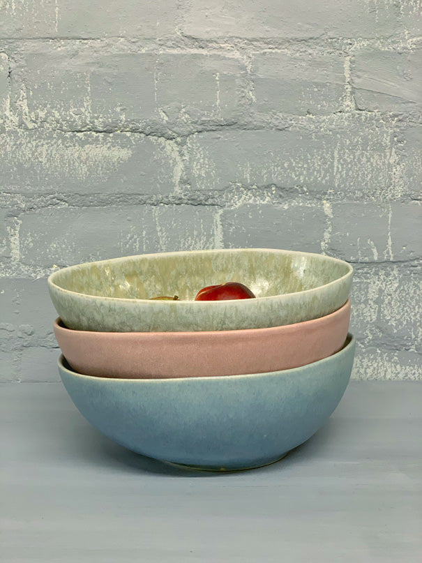 Catarina Large Serving Bowl (Multiple Colours)