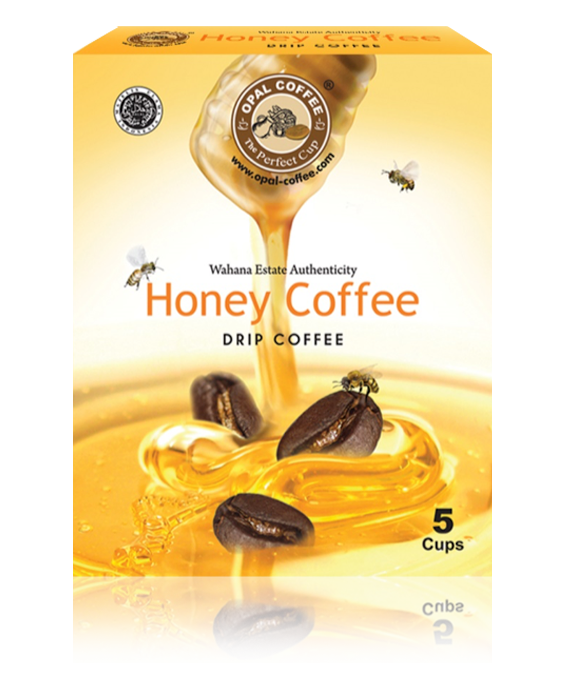 WAHANA HONEY - DRIP COFFEE