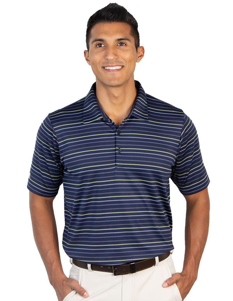 Antigua Draw Short Sleeve Men's Golf Polo