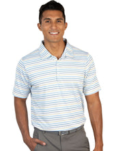 Load image into Gallery viewer, Antigua Draw Short Sleeve Men's Golf Polo