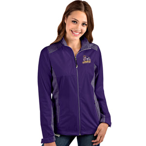 Antigua James Madison University (JMU) Women's Revolve Full Zip Jacket